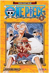 Papel One Piece Vol. 8