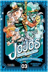 Libro 3. Jojo'S Bizarre Adventure : Stardust Crusaders