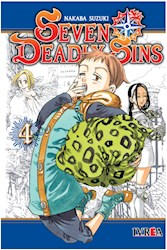 Papel Seven Deadly Sins  Vol.4