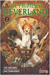 Papel The Promised Neverland Vol.2