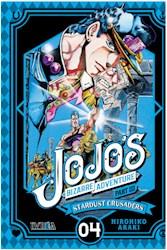 Libro 4. Jojo'S Bizarre Adventure : Stardust Crusaders