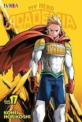 Libro 17. My Hero Academia