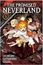 Papel The Promised Neverland Vol.3