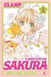 Libro 1. Cardcaptor Sakura : Clear Card