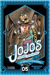 Libro 5. Jojo'S Bizarre Adventure : Stardust Crusaders