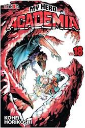 Papel My Hero Academia Vol.18