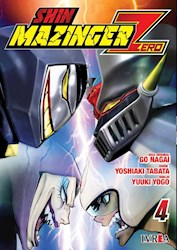Libro 4. Shin Mazinger Zero