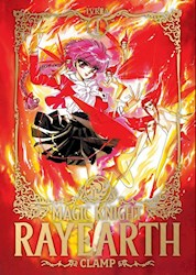 Papel Magic Knight Rayearth Vol.1