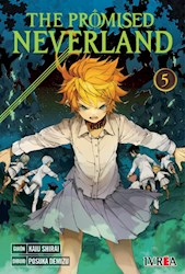 Papel The Promised Neverland Vol.5
