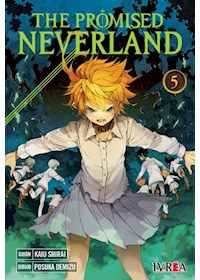 Papel The Promised Neverland 05