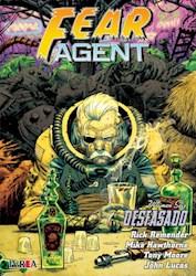 Papel Fear Agent - Desfasado