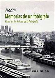 Papel Memorias De Un Fotógrafo