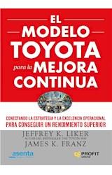 E-book El modelo Toyota para la mejora continua. Ebook.