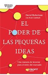 E-book El poder de las pequeñas ideas