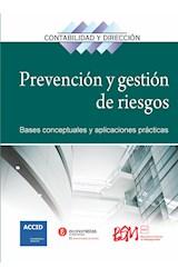 E-book Prevención y gestión de riesgos