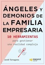 Libro Angeles Y Demonios De La Familia Empresaria.