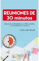 E-book Reuniones de 30 minutos