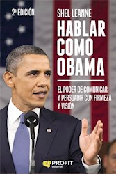 Libro Hablar Como Obama.