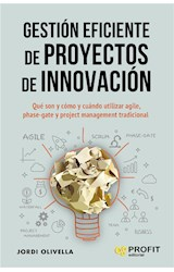 E-book Gestión eficiente de proyectos de innovación. Ebooks.