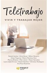 E-book Teletrabajo: Vivir y trabajar mejor. Ebook.