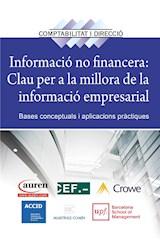 E-book Informació no financera