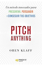 E-book Pitch anything