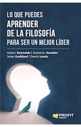 E-book Lo que puedes aprender de la filosofía para ser un mejor líder