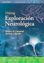Papel Dejong. Exploración Neurológica Ed.8