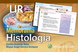 E-book Memorama. Histología