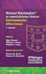 Papel Manual Washington De Especialidades Clínicas Ed.3