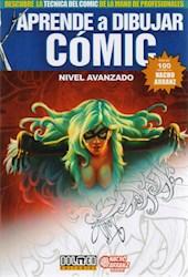 Libro Aprende A Dibujar Comic  Nivel Avanzado