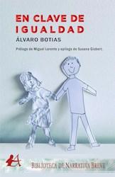 Libro En Clave De Igualdad