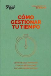 Libro Como Gestionar Tu Tiempo