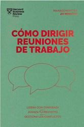 Libro Como Dirigir Reuniones De Trabajo