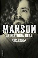 Papel MANSON LA HISTORIA REAL (COLECCION NO FICCION)