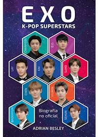 Papel Exo. K-Pop Superstars