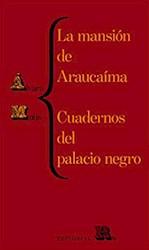 Libro La Mansion De Araucaima / Cuadernos Del Palacio Negro