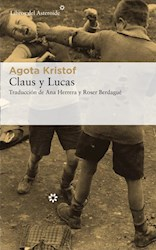 Libro Claus Y Lucas