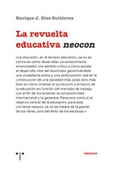 Papel La Revuelta Educativa Neocom