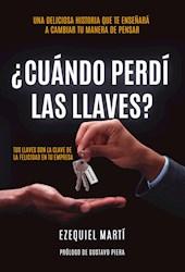 Libro ¿Cuando Perdi Las Llaves?