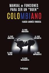 Libro Manual Para Ser Un Buen Colombiano