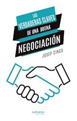 Libro Las Verdaderas Claves De Una Buena Negociacion