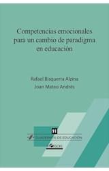 E-book Competencias emocionales para un cambio de paradigma en educación