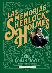 Libro Las Memorias De Sherlock Holmes.