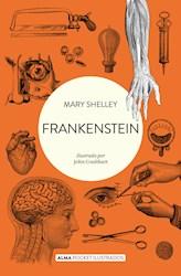 Libro Frankenstein.