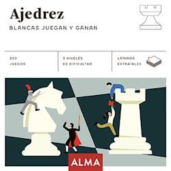 Papel Ajedrez: Blancas Juegan Y Ganan