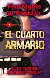 Libro El Cuarto Armado  Five Nights At Freddy'S