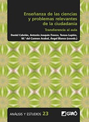 Libro Enseñanza De Las Ciencias Y Problemas Relevantes