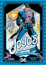 Papel Jojos Bizarre Adventure Part Iii Stardust Crusaders Vol.4
