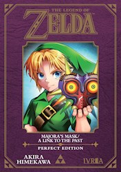 Papel The Legend Of Zelda, Majora'S Mask / A Link To The Past -- Perfect Edition